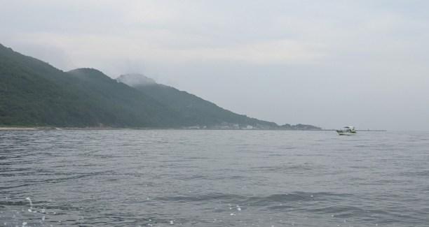 Impromptu Boat Ride in the Seto Inland Sea - 6