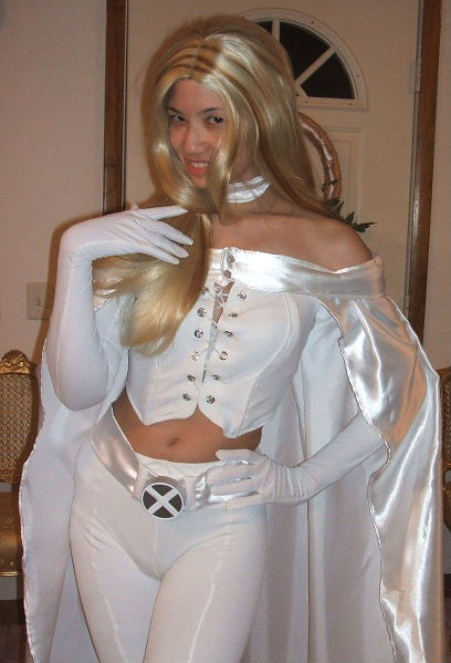 White Queen Vers 2 From X Men Costume