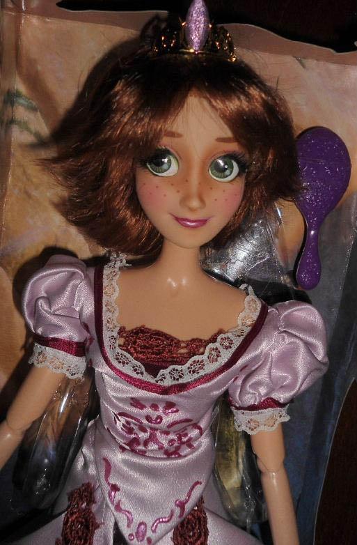 Princess Rapunzel 16 Singing Doll