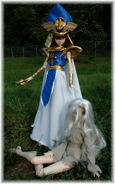 Priest Seth 24 DD VolksObitsu Japan Doll
