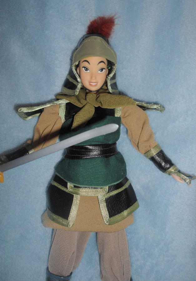 Warrior Ping From Mulan 11 Quot Doll