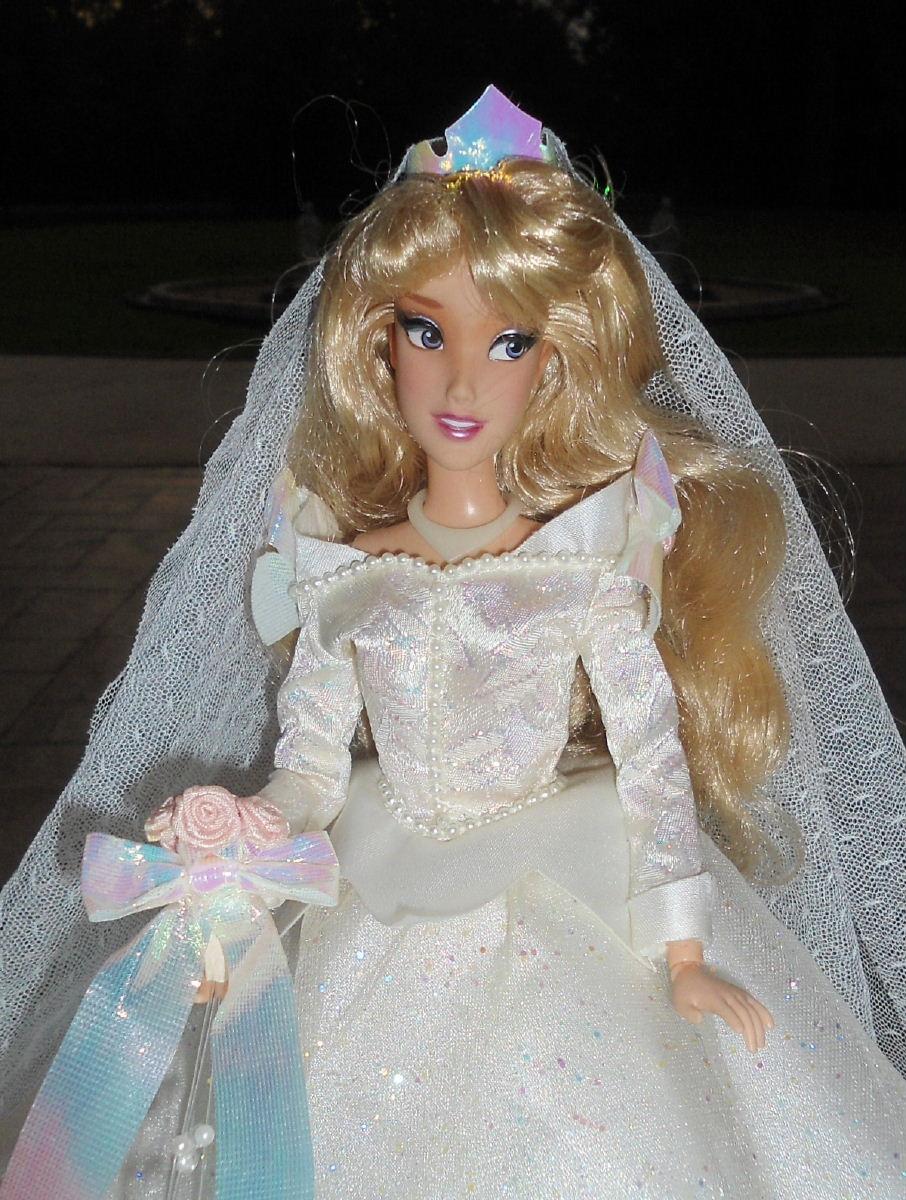 Wedding Phillip Amp Aurora 11 Doll Set