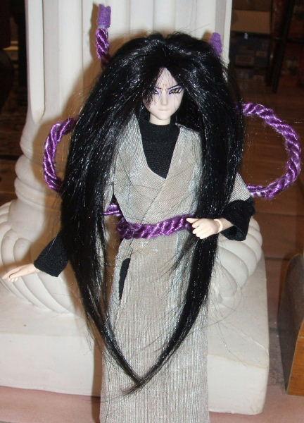 Orochimaru 11 VOLKS Doll
