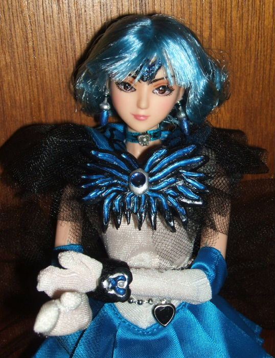 PGSM Dark Sailor Mercury 11 VOLKS Doll