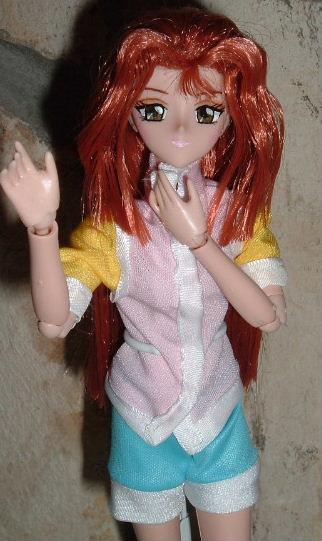 Serenity Wheeler Version 2 10 Volks Of Japan Doll