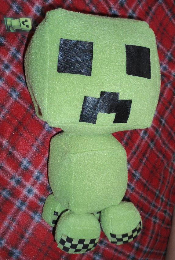 Lita Mitchells UFO Catchers Minecraft Creature Keeper Plushies ANIME