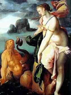 Manierismo - Bartholomeus Spranger 1581