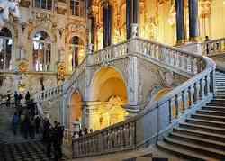 Museo del Hermitage - Ingresso principale