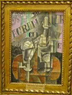 Museo del Hermitage - Picasso