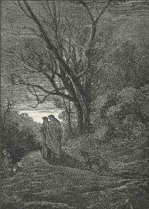 Dante - Inferno - la bestia inquieta