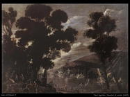 Agostino Tassi pescadores de Coral (1622)