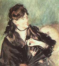 Dipinto di Berthe Morisot