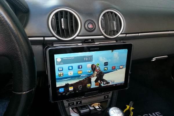 Come Fissare Il Tablet In Auto Settimocell