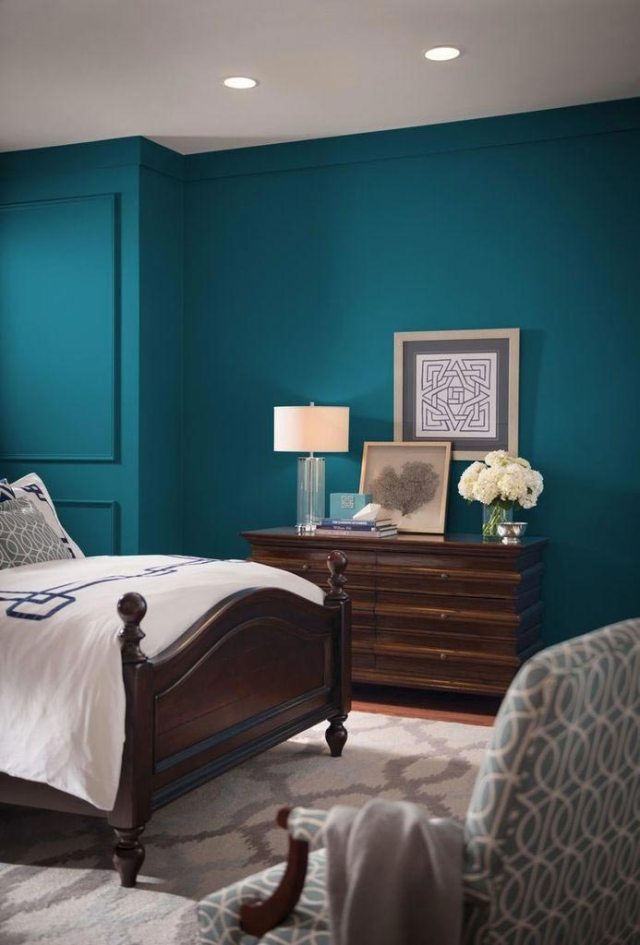Sherwin Williams Oceanside: Color Of The Year 2018 ...