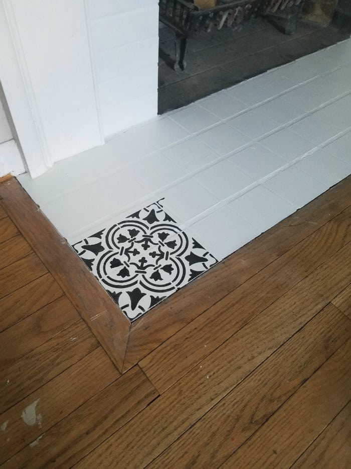 painting fireplace tile 9 ways to