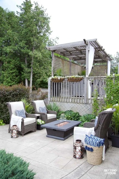 outdoor patio furniture ideas Outdoor Patio Ideas, Patio Furniture and Backyard Decor
