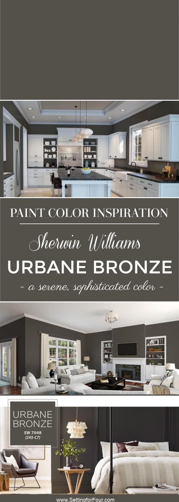 color of the year 2021 sherwin williams urbane bronze sw on country farmhouse exterior paint colors 2021 id=46815