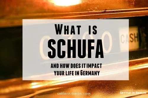 What is schufa