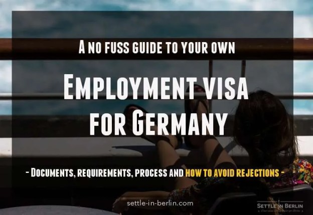 Germany work visa: nail your application with this guide