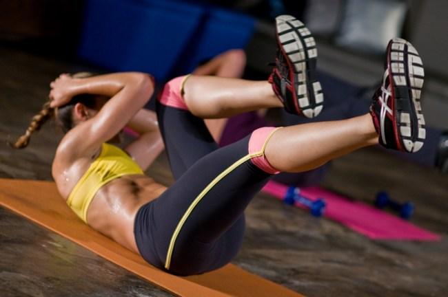 Melbourne-Gyms