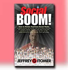 Social BOOM by Jeffrey Gitomer