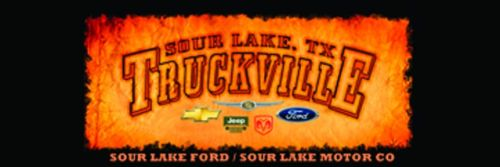 Sour Lake Truckville - Beaumont Advertising