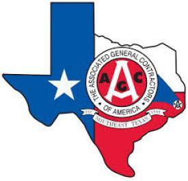 AGC Southeast Texas Logo - Contractor Advertising Beaumont Tx