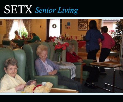 advertise to seniors Southeast Texas