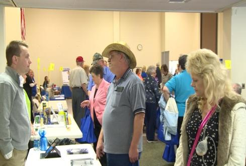 Senior Expo for Texas