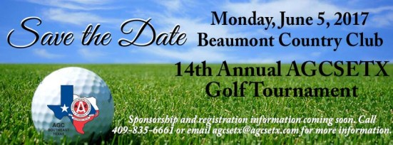 AGC Golf Tournament Beaumont TX, AGC Golf Tournament Southeast Texas, AGC SETX Golf Tournament, AGC Golf Tournament Beaumont Country Club, Golf Beaumont, Golf Southeast Texas, SETX golf