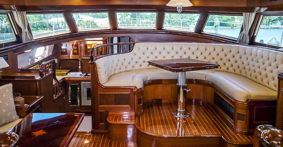 Resilient Commuter Refit Setzer Yacht Designers