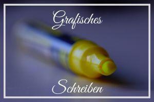 Grafisch schreiben: 6+1 Tipps gegen Fließtext-Langeweile