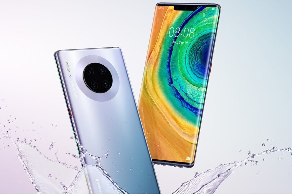 The Huawei Mate 30 Pro was the manufacturer's first flagship not allowed to use Google's Android apps - Huawei, ZTE ask the FCC not to label them national security threats