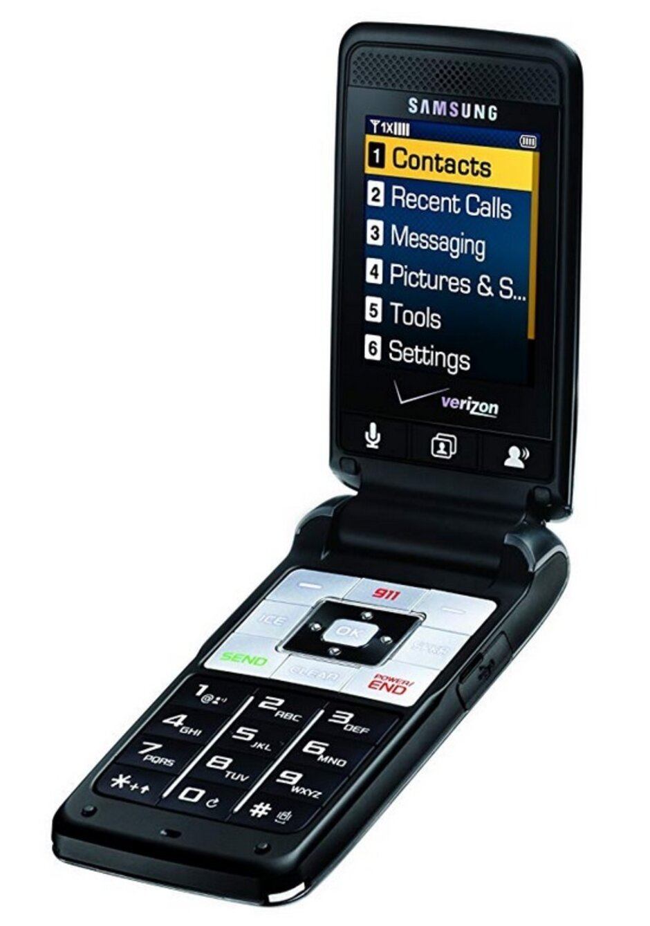 No, this is not the Galaxy Z Flip 2. This is the 2009 Samsung SCH-U320 that Warren Buffet was using until recently - One of Apple's richest and oldest fans finally switches from a flip phone to an iPhone