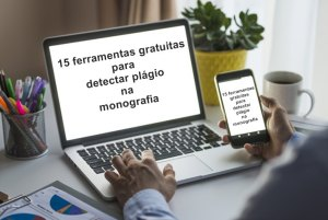 Ferramentas gratuitas para detectar plágio
