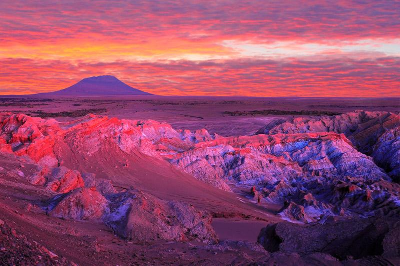 Valle de la Muerte, um fascinante vale no Atacama - Seu Mochilão