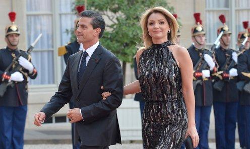 Angelica y Enrique