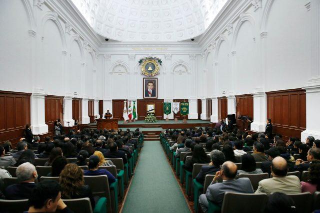 UAEM recordó a Horacio Zúñiga con motivo de su 60 aniversario luctuoso