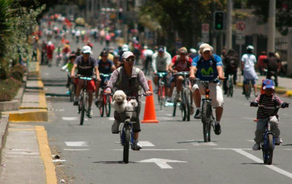 Conmemorará CDMX Día Mundial Sin Auto