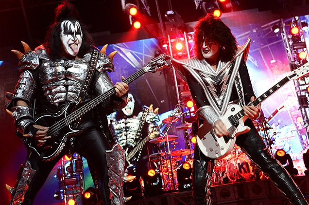 Se presentará Kiss en Tijuana en Noviembre