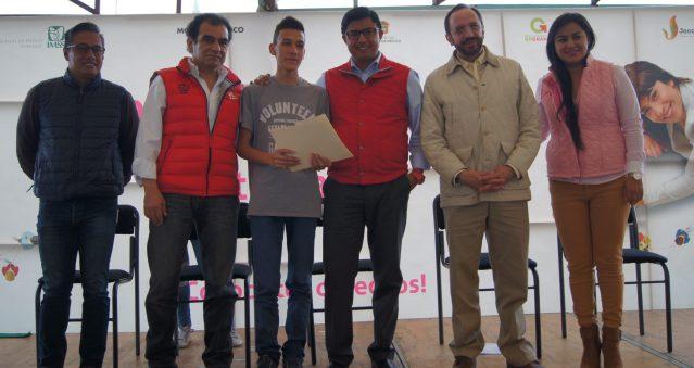 Más de 500 jóvenes de Jocotitlán recibieron servicios preventivos del IMSS