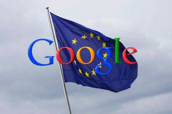 La UE quiere que Google retire prácticas anticompetitivas