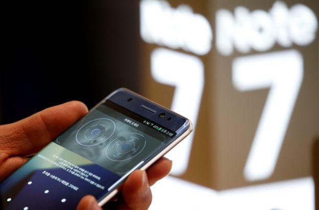 No más Note 7 por un rato, Samsung aclara el porque.