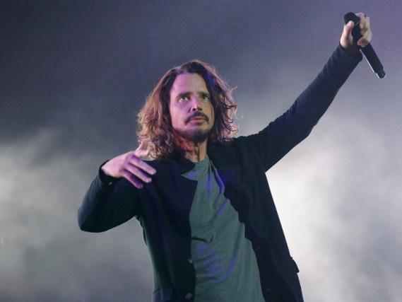 Revelan fotos y videos del último show de Chris Cornell