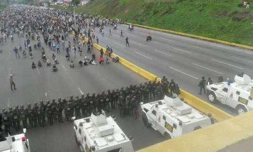 Hackearon la plataforma web del Consejo Nacional Electoral de Venezuela