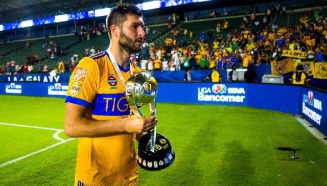 Tigres rechaza oferta del Besiktas por los servicios de Gignac