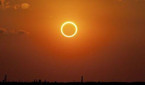 Próximo eclipse solar podrá apreciarse en México