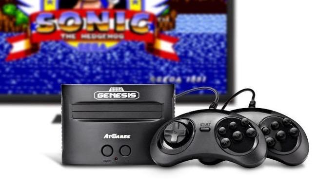 Atari y Sega calientan la guerra de las consolas retro