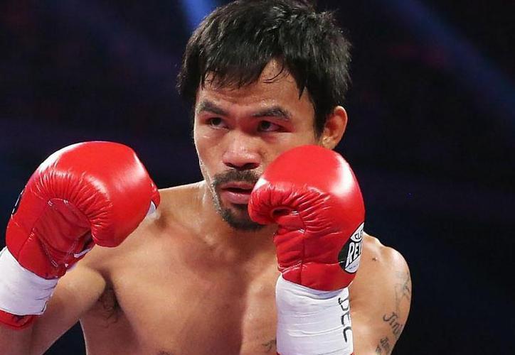Pacquiao confirma negociaciones para pelear ante McGregor