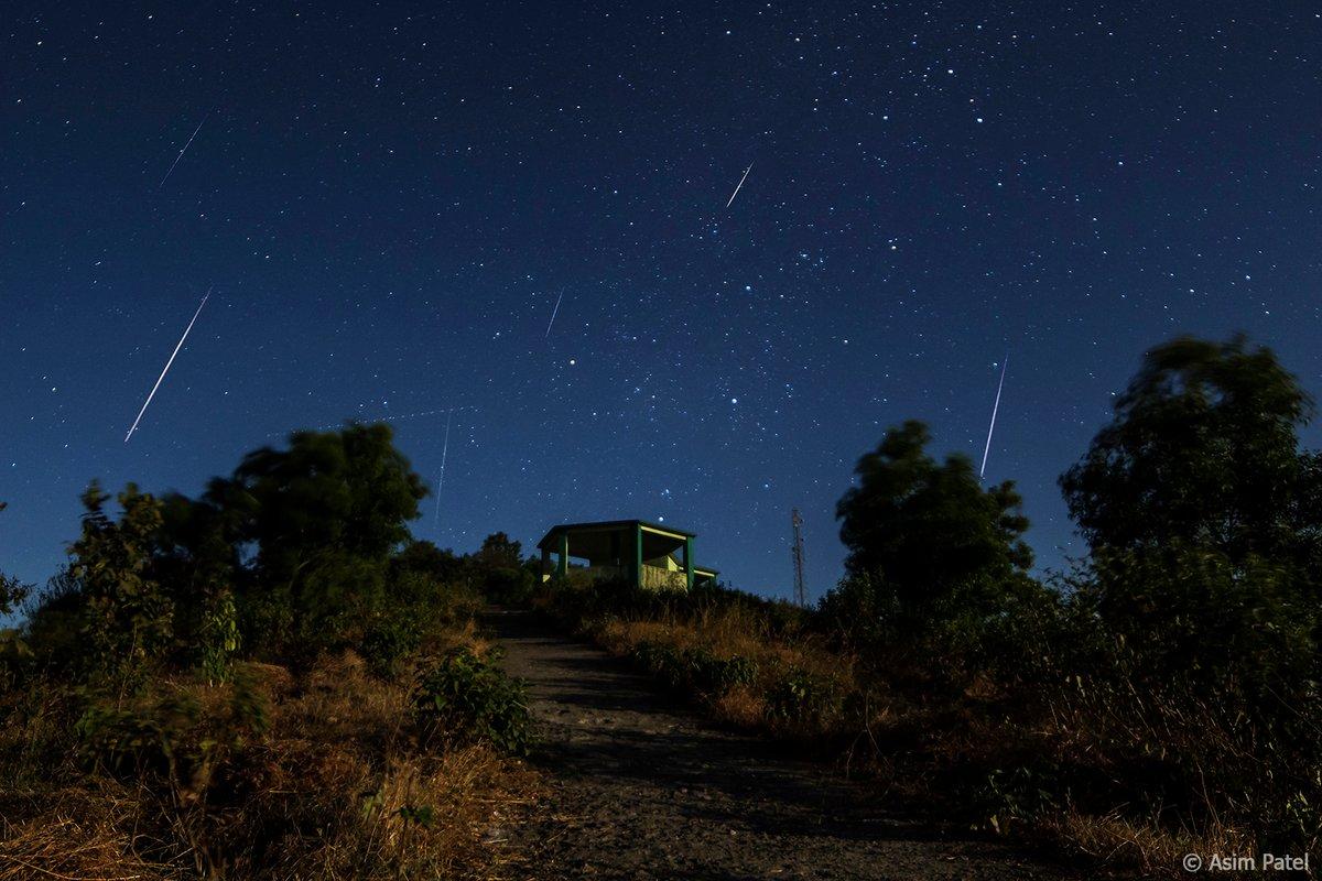 Lluvia de estrellas fugaces adornará madrugadas en diciembre
